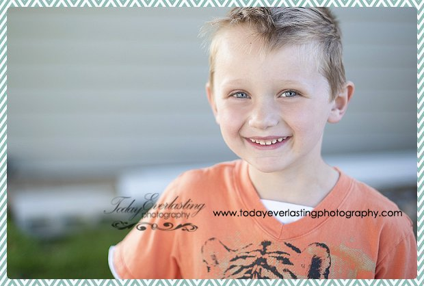 Morris, IL Child & Family Photographer Baron 004