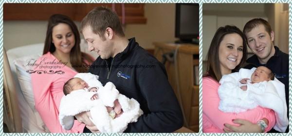 Morris, IL Newborn Hospital Photographer Adler 15