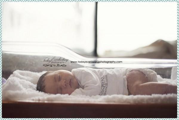 Morris, IL Newborn Hospital Photographer Adler 8
