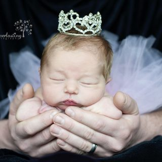 Morris, IL Newborn Photographer ~ Stella, 7 days new