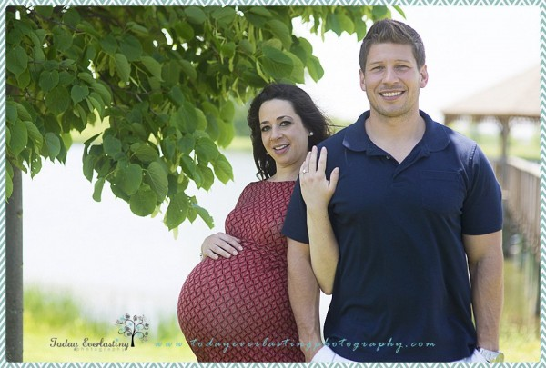 Chicago Maternity Photographer | and Baby makes FOUR?!