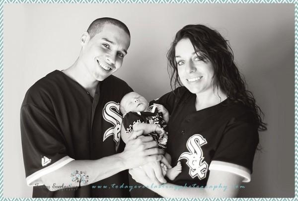 Chicago IL Newborn Photographer Baulac 2